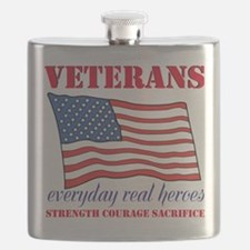 Veterans Flask