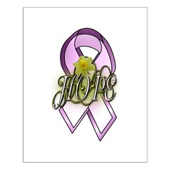 Breast Cancer Awareness - HOPE Posters