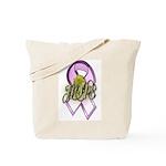 Breast Cancer Awareness - HOPE Tote Bag