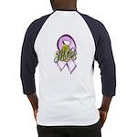 Breast Cancer Awareness - HOPE Baseball Jersey