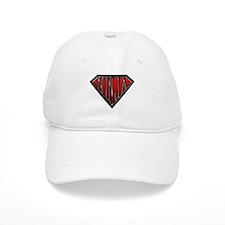 Super Ninja(Black) Baseball Cap