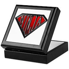 Super Ninja(Black) Keepsake Box