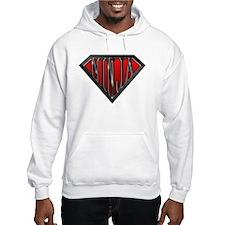 Super Ninja(Black) Hoodie Sweatshirt