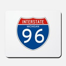 Interstate 96 - MI Mousepad