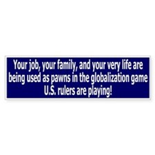 Demorcat: Globalization Game (Bumper)