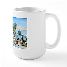 New Hampshire Greetings Mug