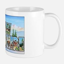 New Hampshire Greetings Mug
