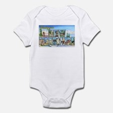 New Hampshire Greetings Infant Bodysuit