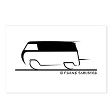 Speedy Transporter Postcards (Package of 8)