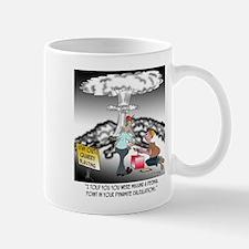 Explosion Cartoon 7971 Mug