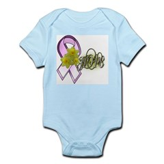 Breast Cancer Awareness - HOPE Infant Bodysuit
