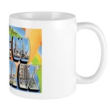 New York Greetings Mug