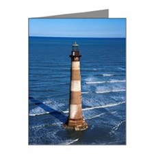 Seashore lighthouse Note Cards (Pk of 20)