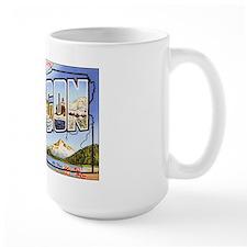 Oregon Greetings Mug