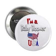 Baby Boomers Button