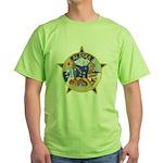 Alaska State Troopers Green T-Shirt