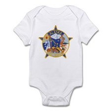 Alaska State Troopers Infant Bodysuit