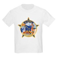 Alaska State Troopers Kids T-Shirt