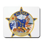 Alaska State Troopers Mousepad
