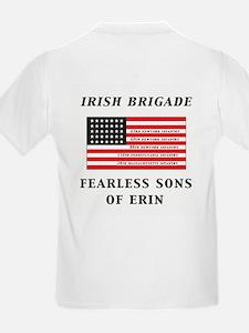 IRISH BRIGADE Kids T-Shirt