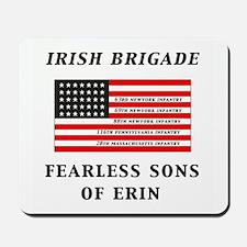 IRISH BRIGADE Mousepad