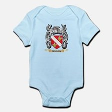 Denison Coat of Arms - Family Crest Body Suit