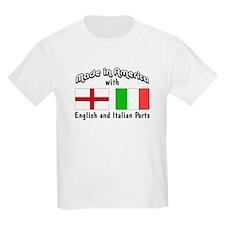 English & Italian Parts T-Shirt