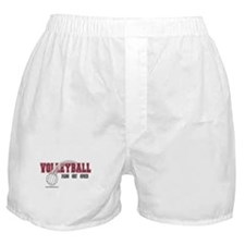 Volleyball: Pass Set Spike Boxer Shorts