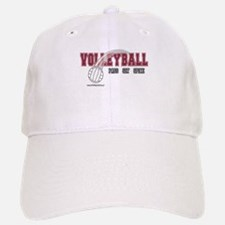 Volleyball: Pass Set Spike Baseball Baseball Cap