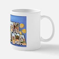 South Carolina Greetings Mug