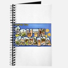 South Carolina Greetings Journal