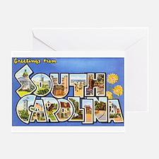 South Carolina Greetings Greeting Cards (Package o