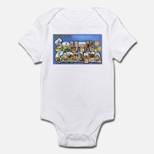 South Carolina Greetings Infant Bodysuit