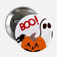 "Cute Haunted 2.25"" Button (10 pack)"