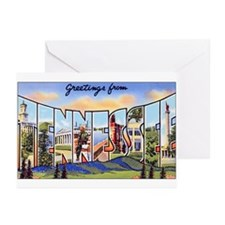 Tennessee Greetings Greeting Cards (Pk of 10)