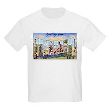 Tennessee Greetings Kids T-Shirt