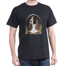 English Springer Spaniel Holiday T-Shirt