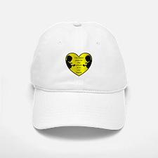 anti abortion heart Hat