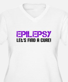 Epilepsy Lets Find A Cure! T-Shirt