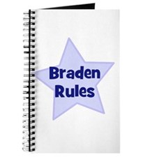 Braden Rules Journal
