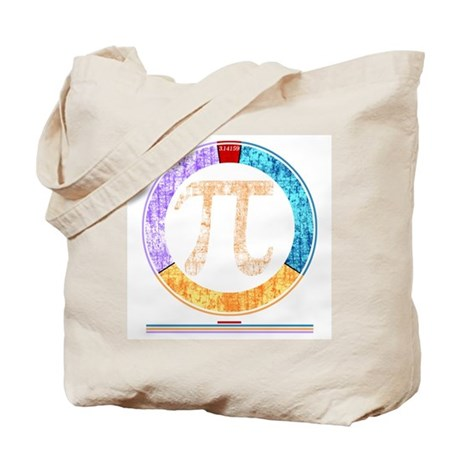 Pi 3.04 Circle Tote Bag