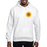 Masonic Sunny Blue Lodge Hooded Sweatshirt