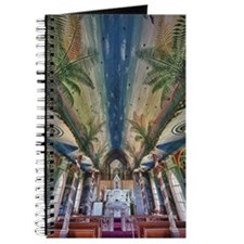HDR photo of St.Benedict's R.C. Painted Ch Journal