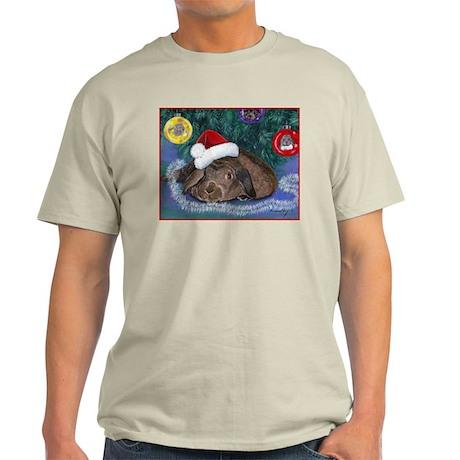 Solomon Waits Ash Grey T-Shirt