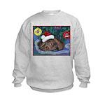 Solomon Waits Kids Sweatshirt