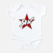 Aviation - Yak 52 Star Logo Infant Bodysuit