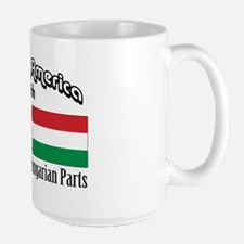 Austrian & Hungarian Parts Large Mug
