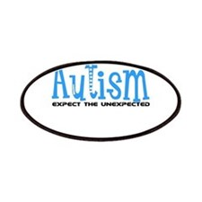 Autism Expect the Unexpected Patches