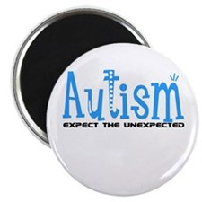 Autism Expect the Unexpected Magnet