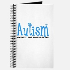 Autism Expect the Unexpected Journal